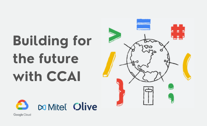 Building for the future with CCAI